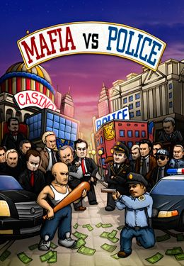 logo La Mafia contre la Police