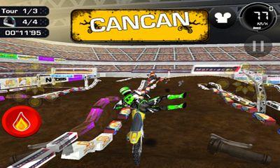 Moto Racer 15th Anniversary capture d'écran 1