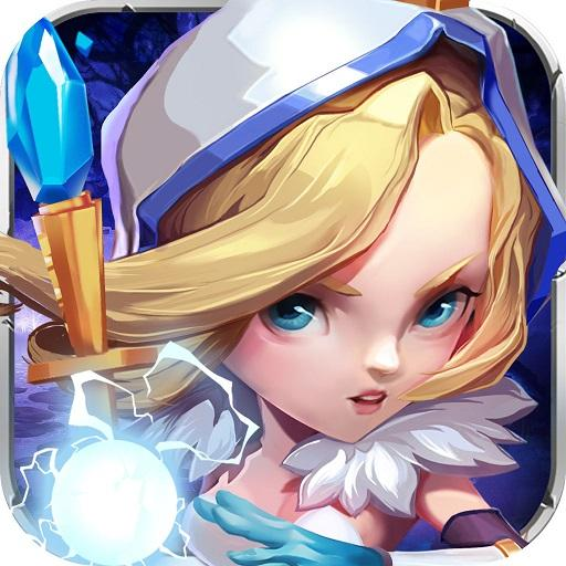 Tap Heroes: Clicker War icône