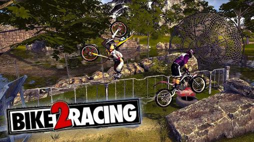 Bike racing 2: Multiplayer capture d'écran