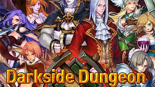 Darkside dungeoncapturas de pantalla