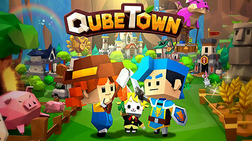 Qube town screenshot 1
