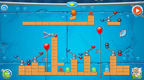 Rube's lab for Android