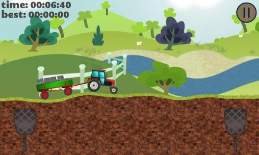 Arcade Go tractor! für das Smartphone