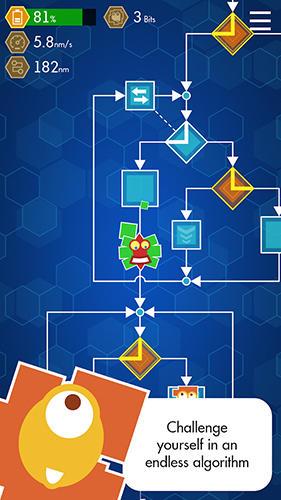 Logikspiele Algorithm: Journey inside the program für das Smartphone