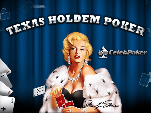 Texas holdem poker: Celeb poker Screenshot