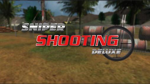 Sniper shooting deluxeіконка
