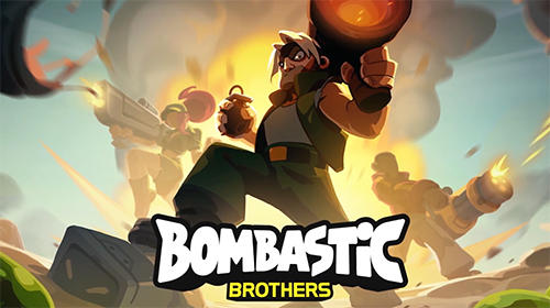 Bombastic Brothers: Run and gun captura de pantalla 1