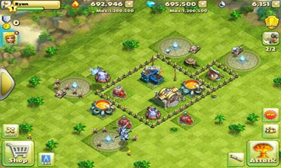 Battle Beach für Android