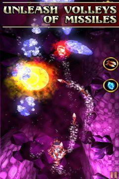 Arcade-Spiele: Lade Attacke aus der Tiefe auf dein Handy herunter