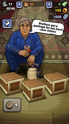Логические: скачать Kingpin: Puzzles adventureна телефон