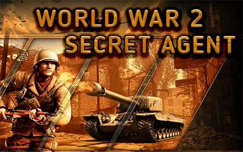 World war 2: WW2 secret agent FPS icône