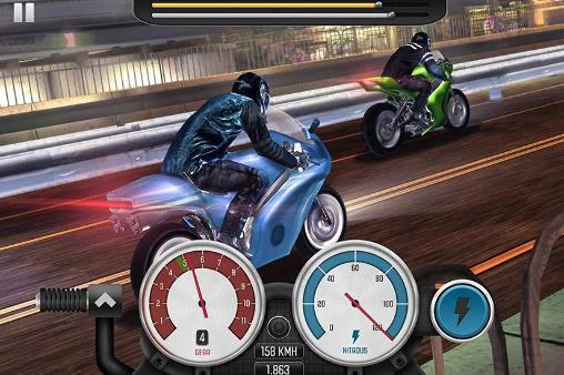 トップ・バイク:レーシング・アンド・モト・ドラッグ スクリーンショット1