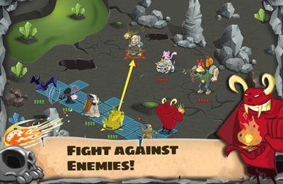Strategiespiele: Lade Monstersiedlung - Wütende Monster auf dein Handy herunter