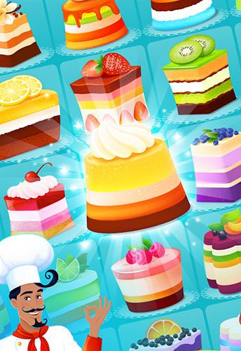 3 Gewinnt Fancy cakes auf Deutsch