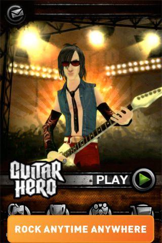 logo Guitar hero