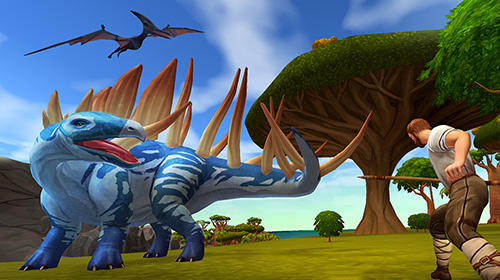 Jurassic survival island: Ark 2 evolve для Android