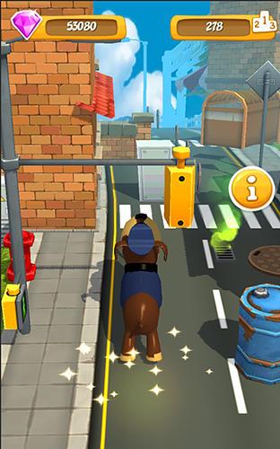 Paw Puppy Patrol: Sprint Screenshot