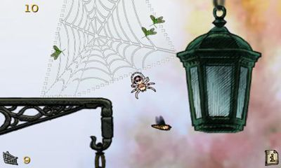 Arcade games Spider Secret of Bryce Manor for smartphone