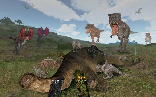 Simulation Dinos online für das Smartphone