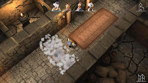 Mystery maze of Balthasar castle captura de pantalla 1