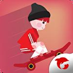 Skater: Let's skate icon
