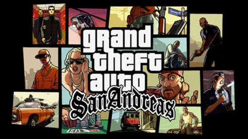 Capturas de tela de Grand theft auto: San Andreas