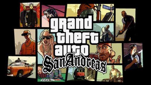 Grand theft auto: San Andreas screenshots