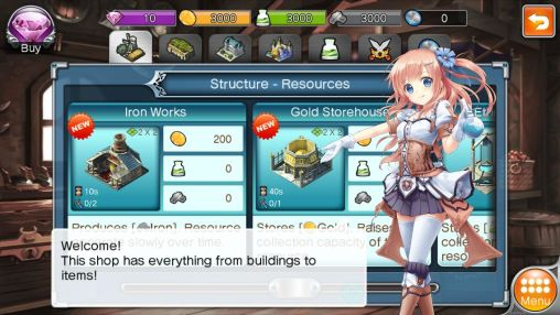 Valkyrie: Crusade pour Android
