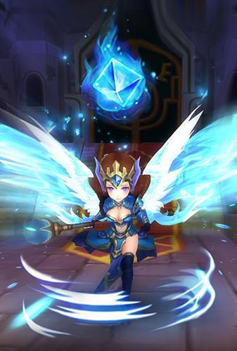 RPG Heart of savior für das Smartphone