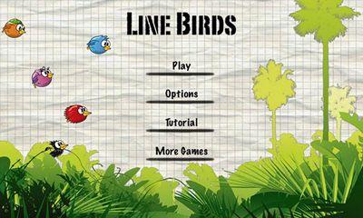 Line Birds capture d'écran
