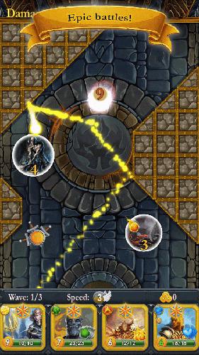 Ролевые игры: скачать Spells of genesisна телефон