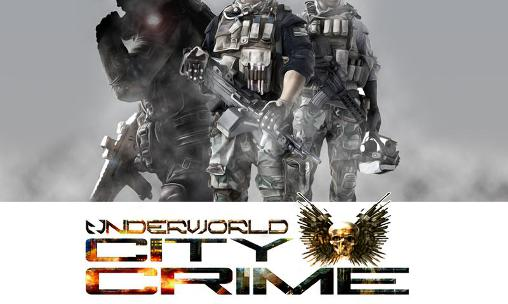 Underworld: City crime icon
