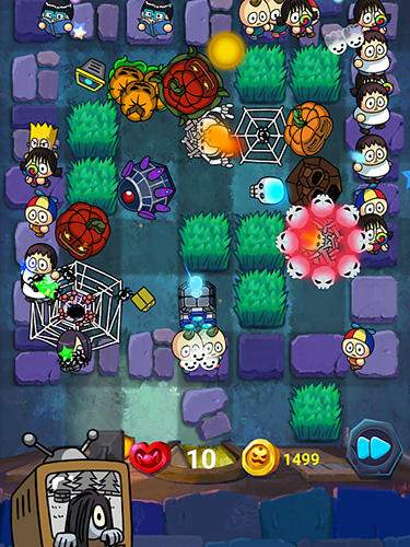 Haunted house TD Screenshot