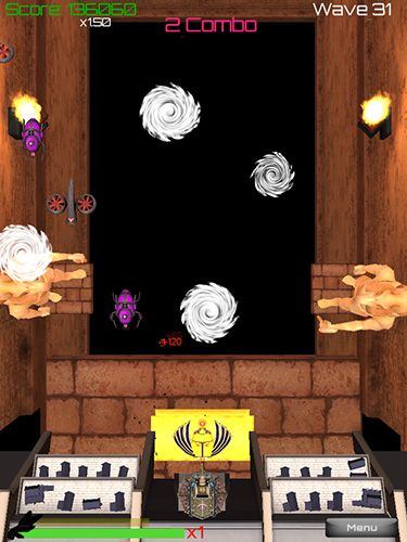 Скриншот Железные небеса на Айфон