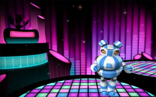Robot dance party для Android