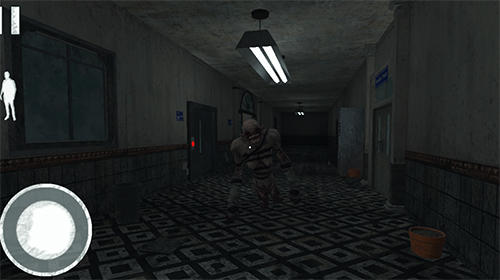 Scary hospital: 3d horror game adventure Screenshot