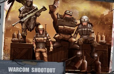 logo WarCom: Schießerei