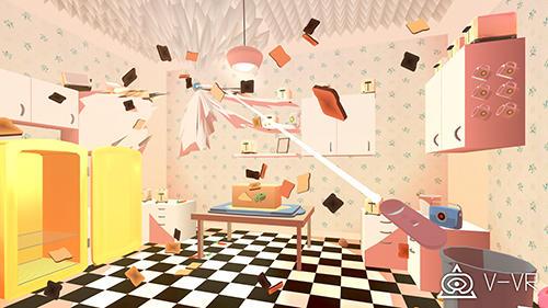 Virtual virtual reality screenshot 1