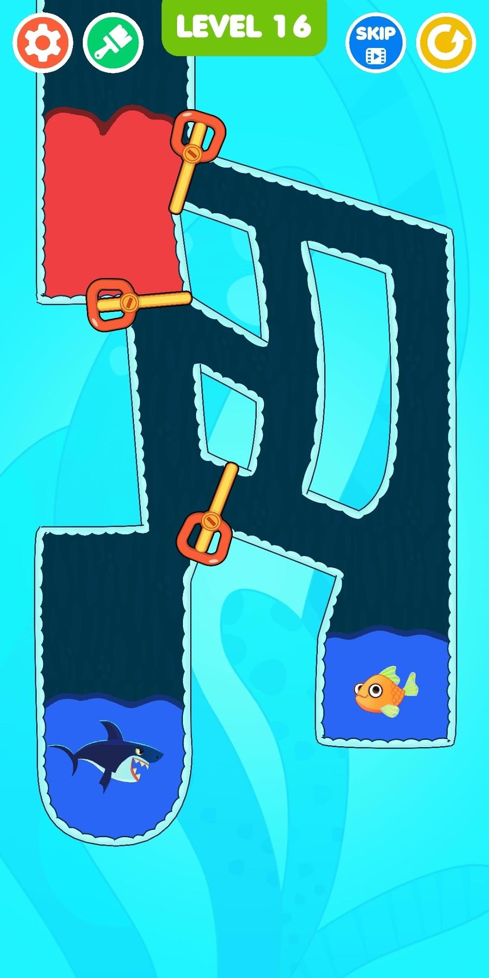 Save The Fish! screenshot 1