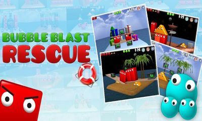 Bubble Blast Rescue capture d'écran 1