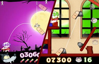 Аркады игры: скачать ABARIS THE VAMPIRE HD на телефон