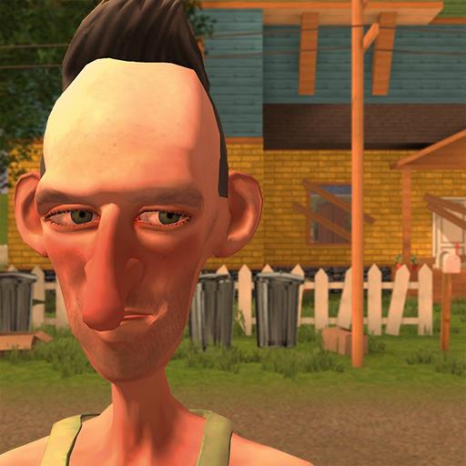 Angry Neighbor icône