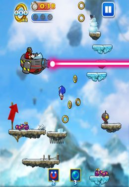 Sonic Jump for iPhone
