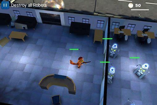 Screenshot Zeit Affen auf dem iPhone