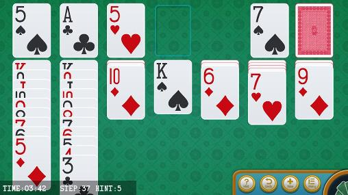 Royale solitaire для Android