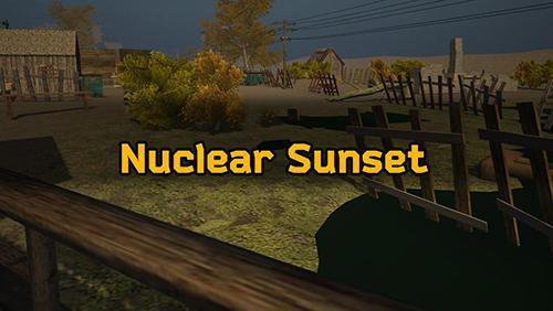 Nuclear sunset Screenshot