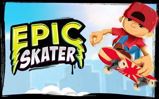 logo Epic skater