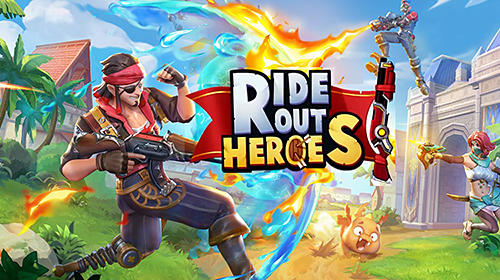 Ride out heroes captura de pantalla 1