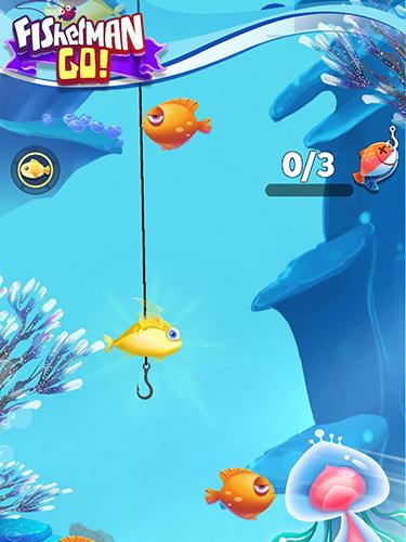 Fisherman go! Screenshot
